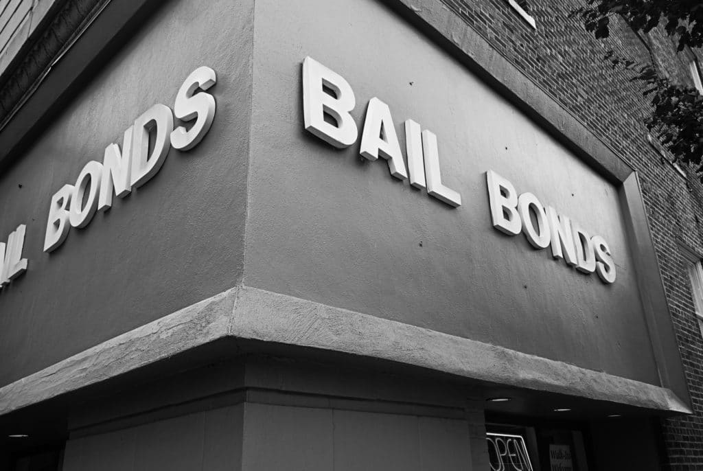 types of bail bond